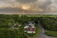 Luchtfoto Groede