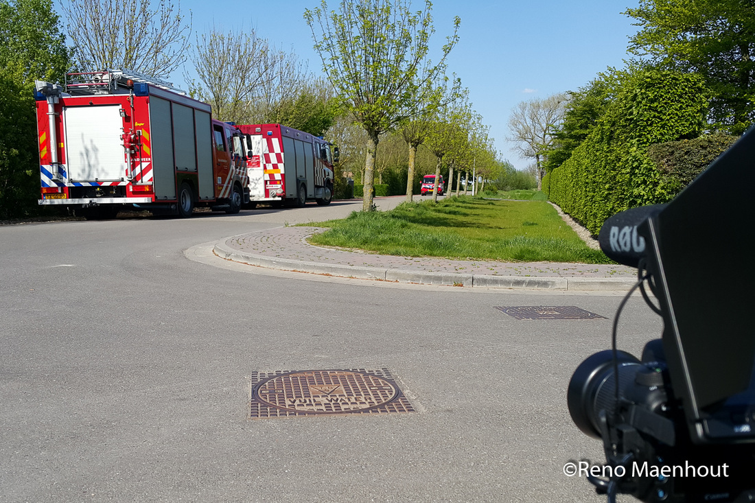 Foto, film, video, Photo, Inhorus, brandweer